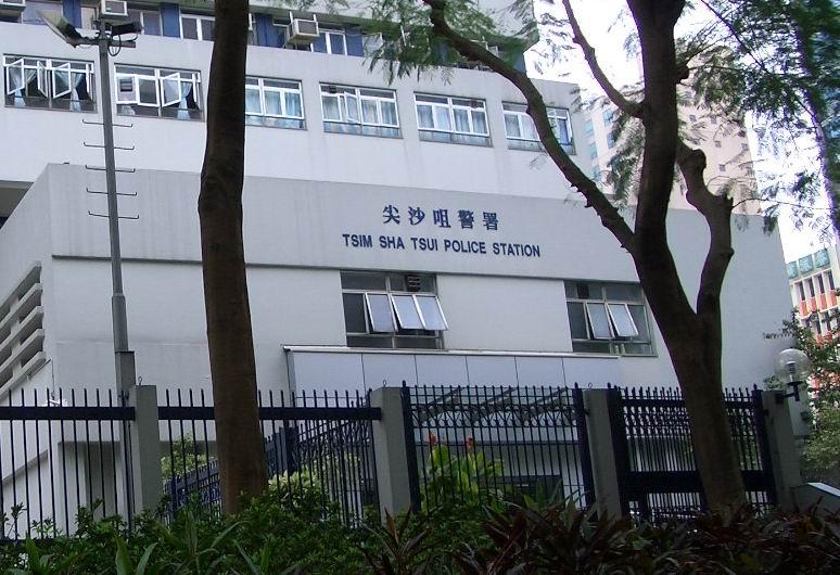 警尖嘴酒店截两男女 涉房间制毒被捕