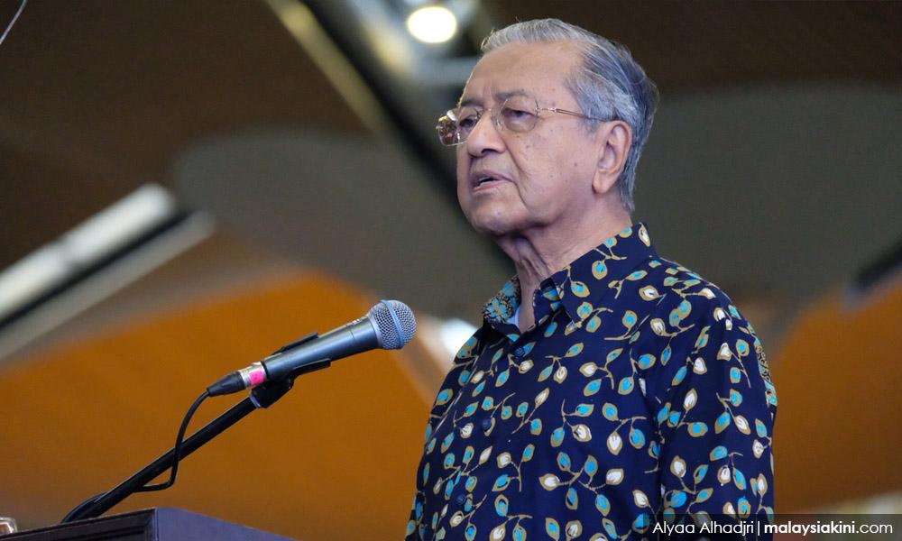No guarantees after I go, Dr M on Malaysia's future