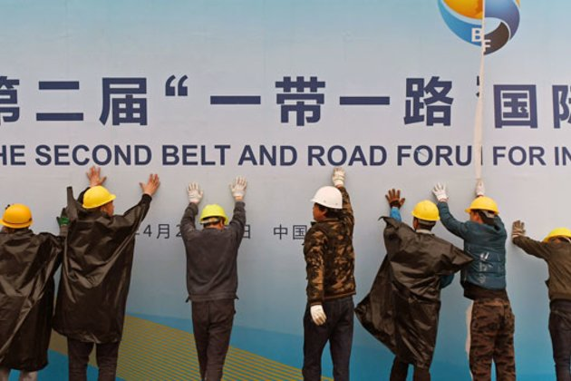 China's Investment in Belt and Road Initiative Cools