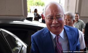Najib on Azmin's meet: BN's priority on people's needs