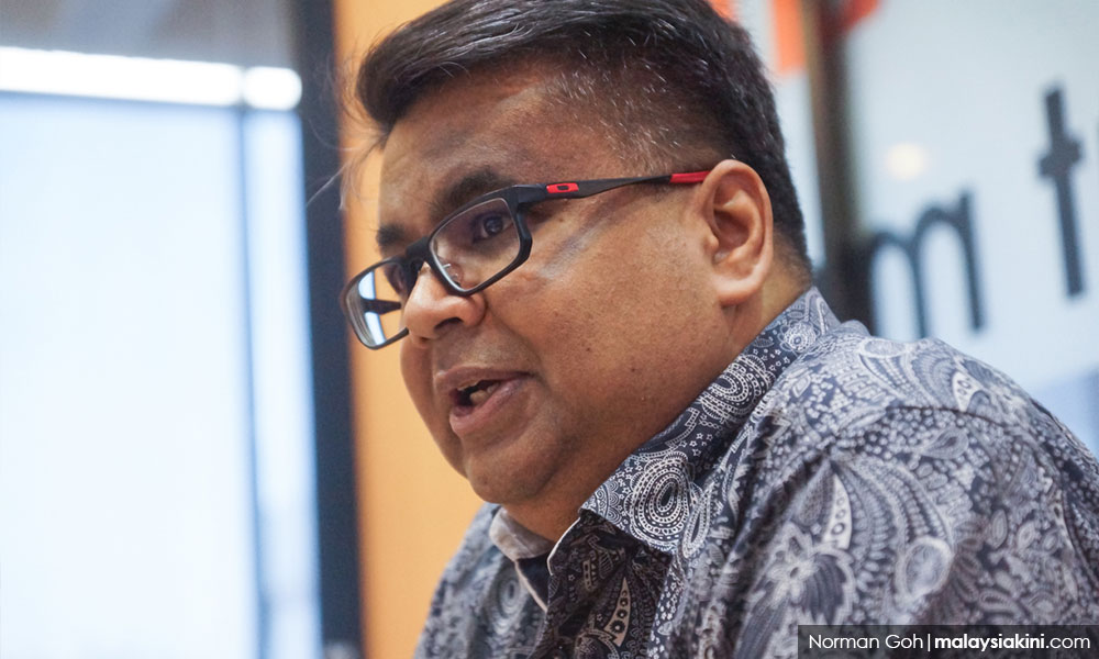 Rais Hussin facing action for 'Harapan will lose' remark