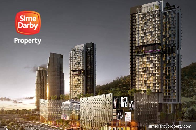 Sime Darby Property's profit quadruples in 2Q, declares 1 sen dividend