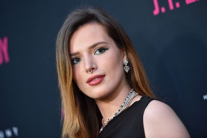 Bella thorne says she identifies as pansexual: 'you like beings'