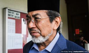 Prosecution withdraws five graft charges against Musa Aman