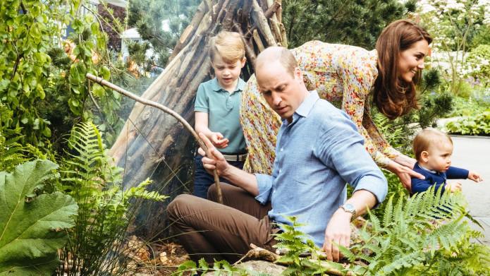 Prince William & Kate Middleton Are Already Preparing Prince George to Become King