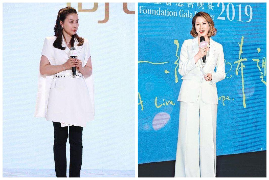 原创 郭晶晶和徐子淇同穿白色西装,同是豪门媳妇,状态却大不同!