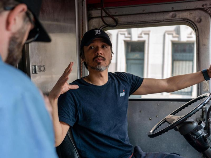 """Stephen Fung directs two episodes of Netflix's """"Wu Assassins"""""""