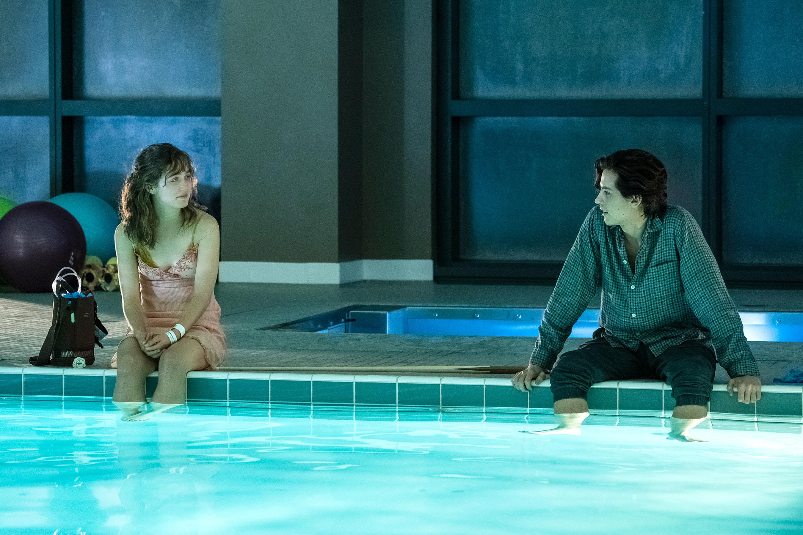 The team behind Five Feet Apart is back with a new tearjerker