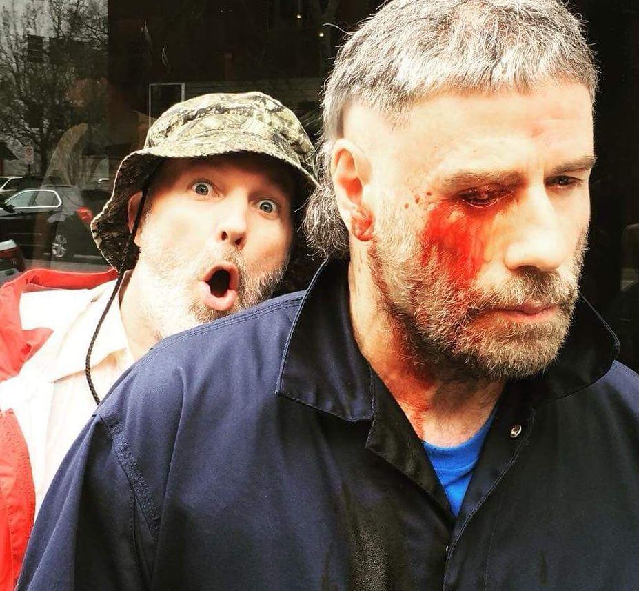 John Travolta Plays A Terrifying Stalker In New Movie The Fanatic