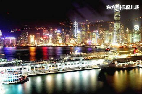 世界上公认的几个夜景最美的城市