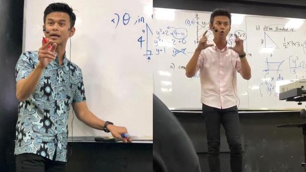 Students Are Loving How This Cheras Teacher Is Making Add Maths Lessons Fun To Learn