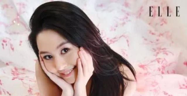 沈月参加名媛舞会后,邱淑贞二女儿沈日同样晒美照,却被网友吐槽