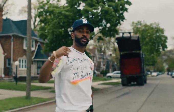 "Big Sean Drops ""Single Again"" Video"