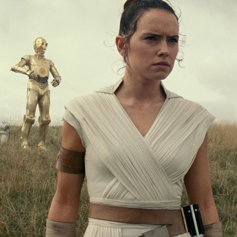 A New Star Wars: The Rise of Skywalker Leak Appears to Confirm Rey's Origins