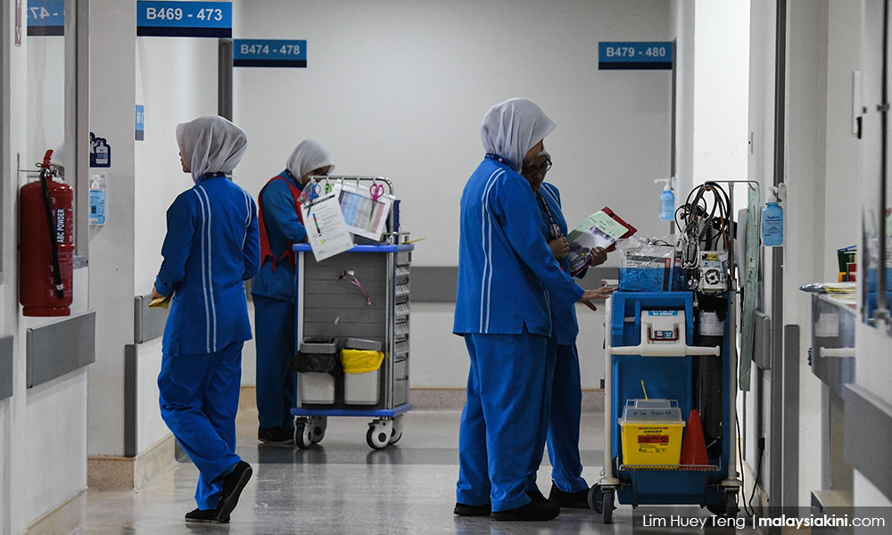 Gov't to focus on ensuring medical equipment functioning well