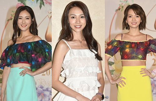 These Miss HK Contestants are Rumored to Have Powerful Boyfriends
