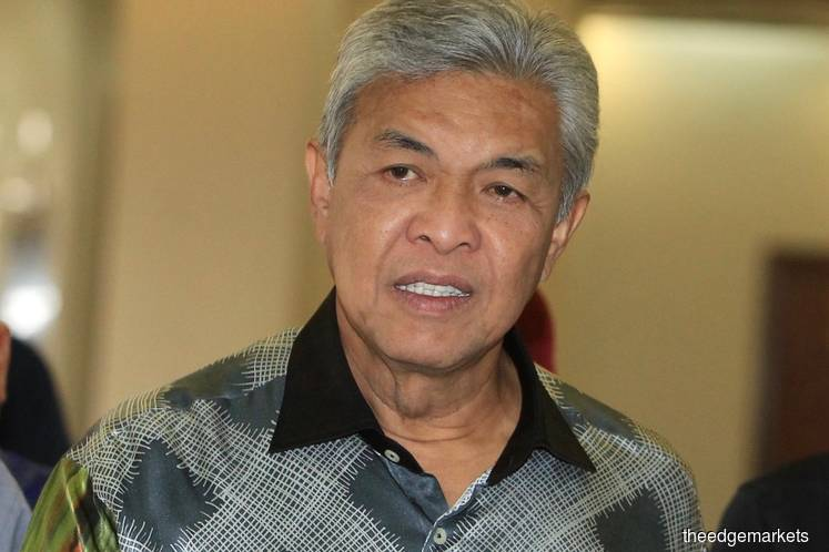Ahmad Zahid corruption case to be filed for hearing in High Court