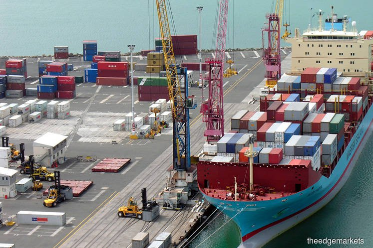 Malaysia August exports down 0.8% to RM81.4b