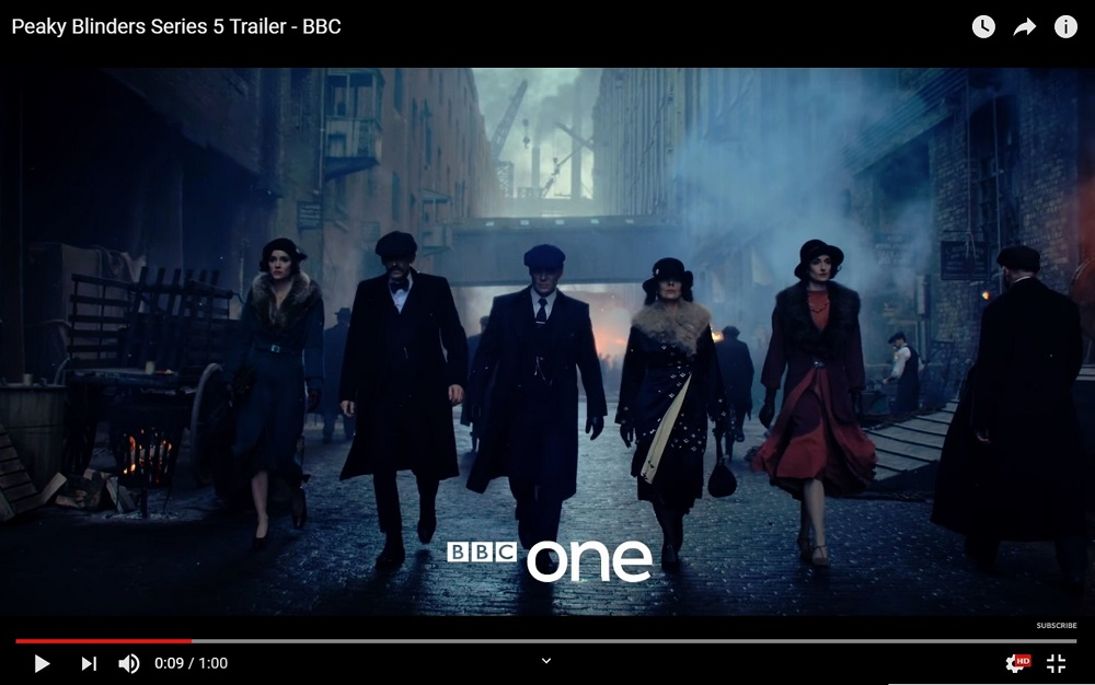 'Peaky Blinders': A tortured Cillian Murphy reprises his role in trailer for season five (VIDEO)