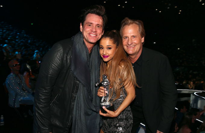 Jim Carrey Stan Ariana Grande Announces 'Kidding' Cameo, Calls It the 'Most Special Experience of My Life'