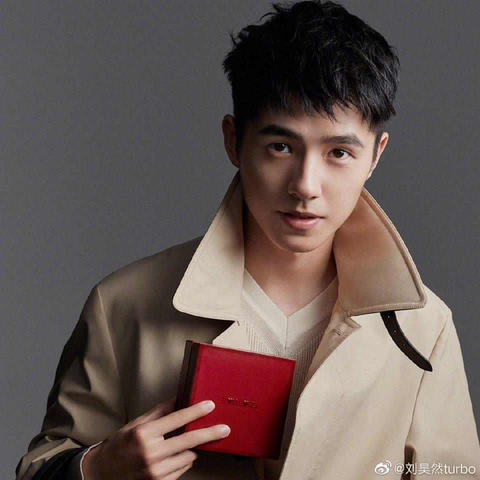 除了抬头纹,刘昊然的嘴唇问题也很严重,对此他很无奈!