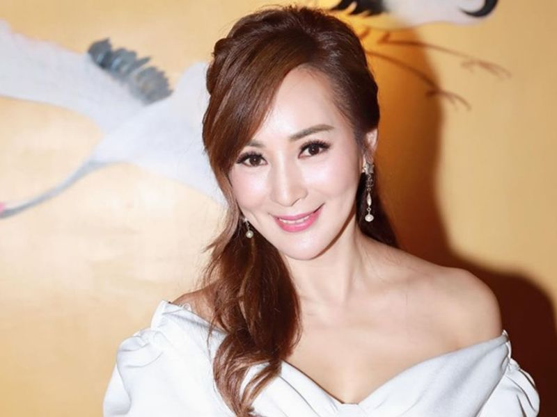 Candy Lo wishes ex-husband a happy marriage
