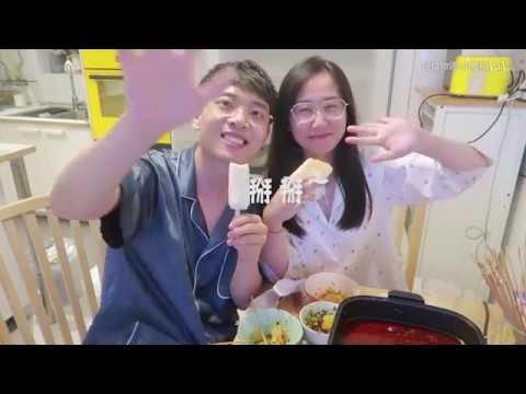 「没什么是一顿火锅解决不了的」 小鹿的餐桌vlog 今日菜单:各种串串吃起来!!【厨娘物语】
