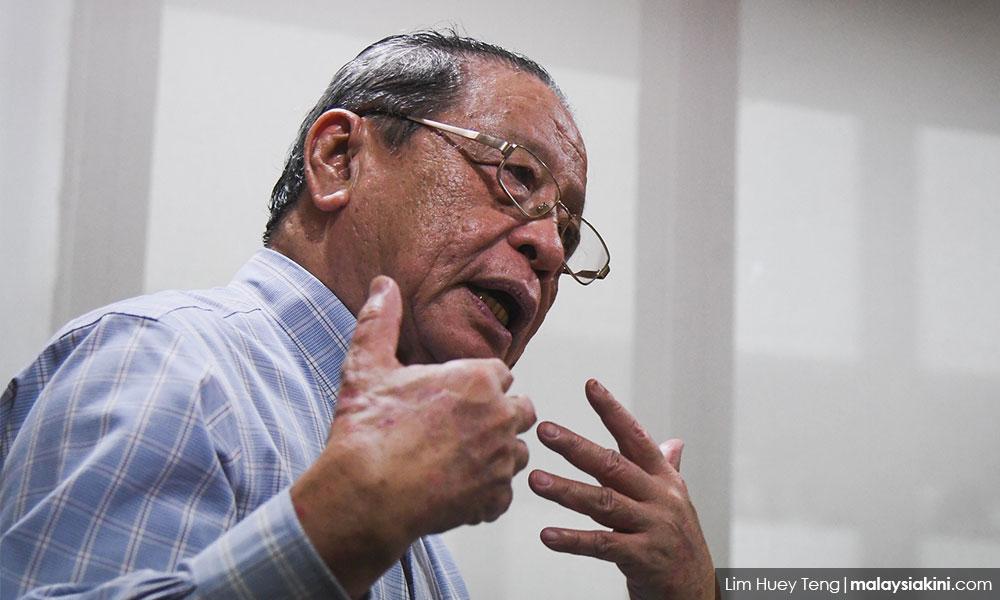 'Dr M's filthiest parasite' – Kit Siang reveals venomous letters