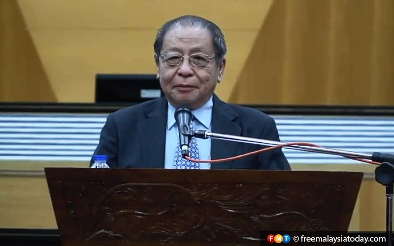 Free all those held under Sedition Act, says Kit Siang