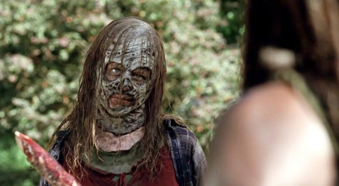 "The Walking Dead Showrunner Sheds Light on Thora Birch's ""Special"" Whisperer Gamma"