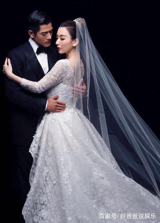 明星结婚给多少聘礼?黄晓明3838万,李家诚1亿,网友:我只服郭富城!