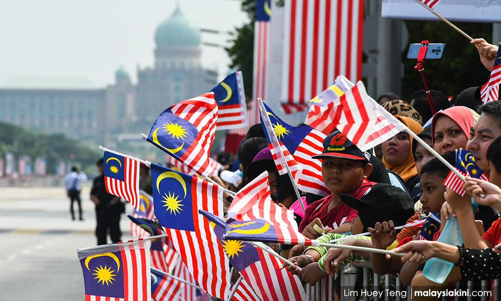 Keep up the spirit of goodwill, nationhood - Mahathir