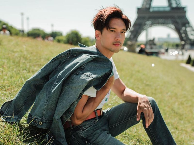 Kenny Kwan is thankful for the chance to perform at HK Coliseum