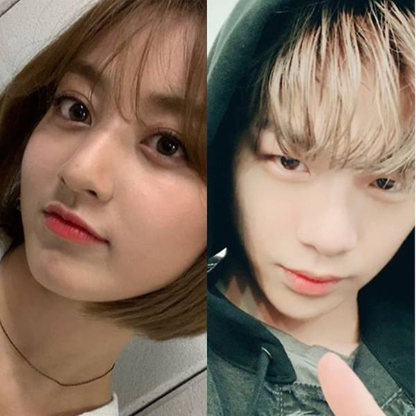 It's official: K-pop stars Kang Daniel and TWICE's Jihyo are dating