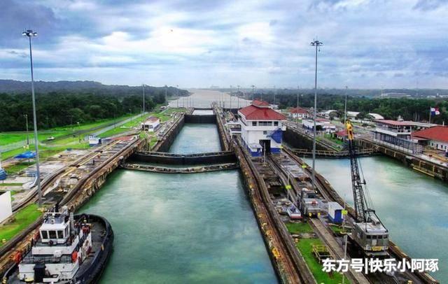 世界上最贵的海上收费站,每年要缴100亿,但却心甘情愿