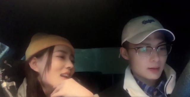 张铭恩徐璐发视频公开恋情晒恋爱点点滴滴,甜蜜告白:你是我的
