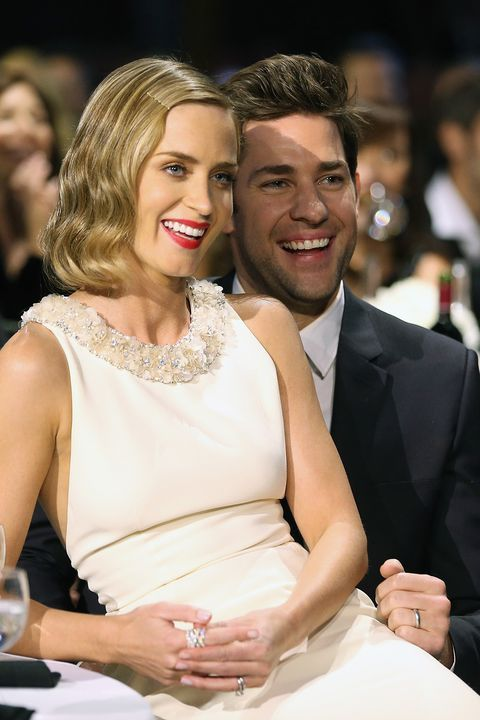 40 of Emily Blunt and John Krasinki's Cutest Couple Moments