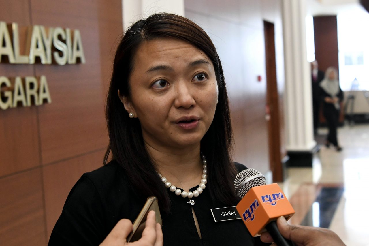 Public sector should achieve one per cent of OKU employment – Hannah Yeoh