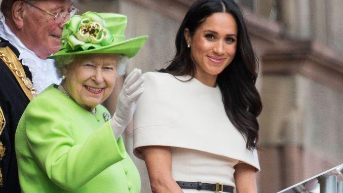Queen Elizabeth & Meghan Markle Have a Close Bond For This Surprising Reason