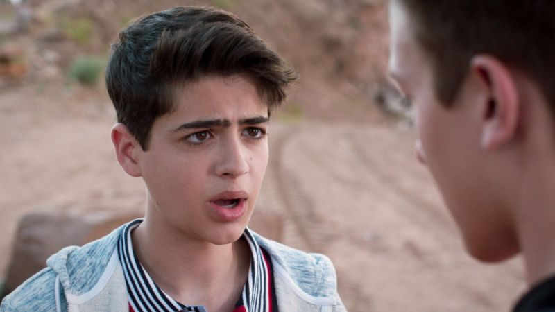 'Andi mack' actor Joshua rush comes out as bisexual