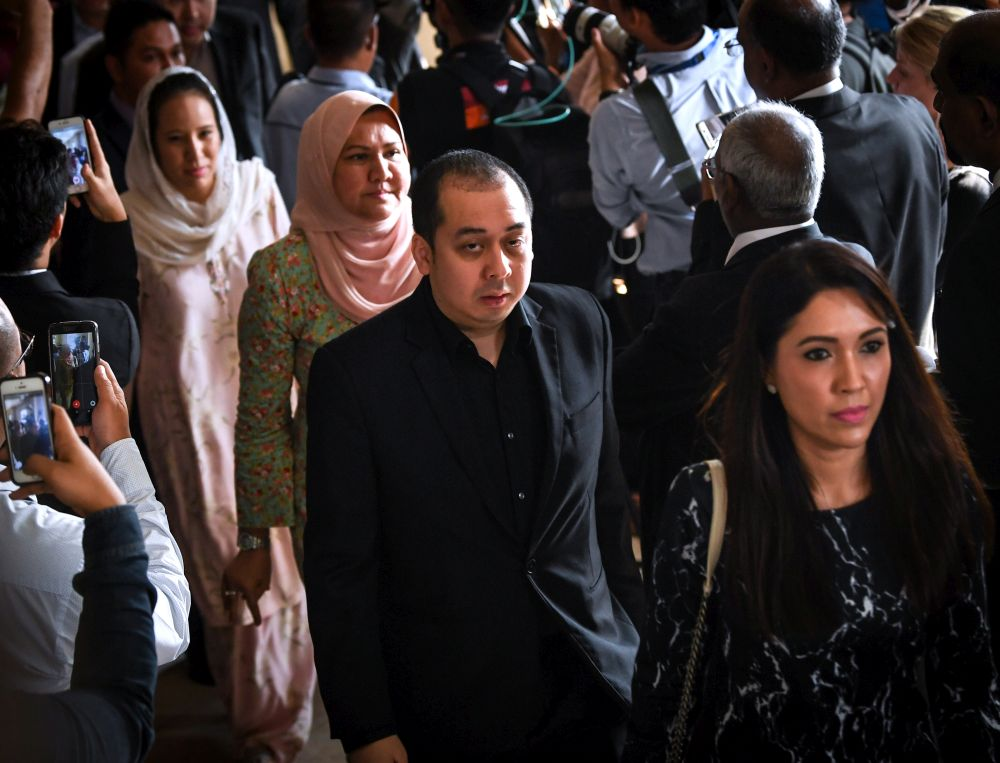 Najib's son to learn outcome of stay bid on unpaid taxes case March 2