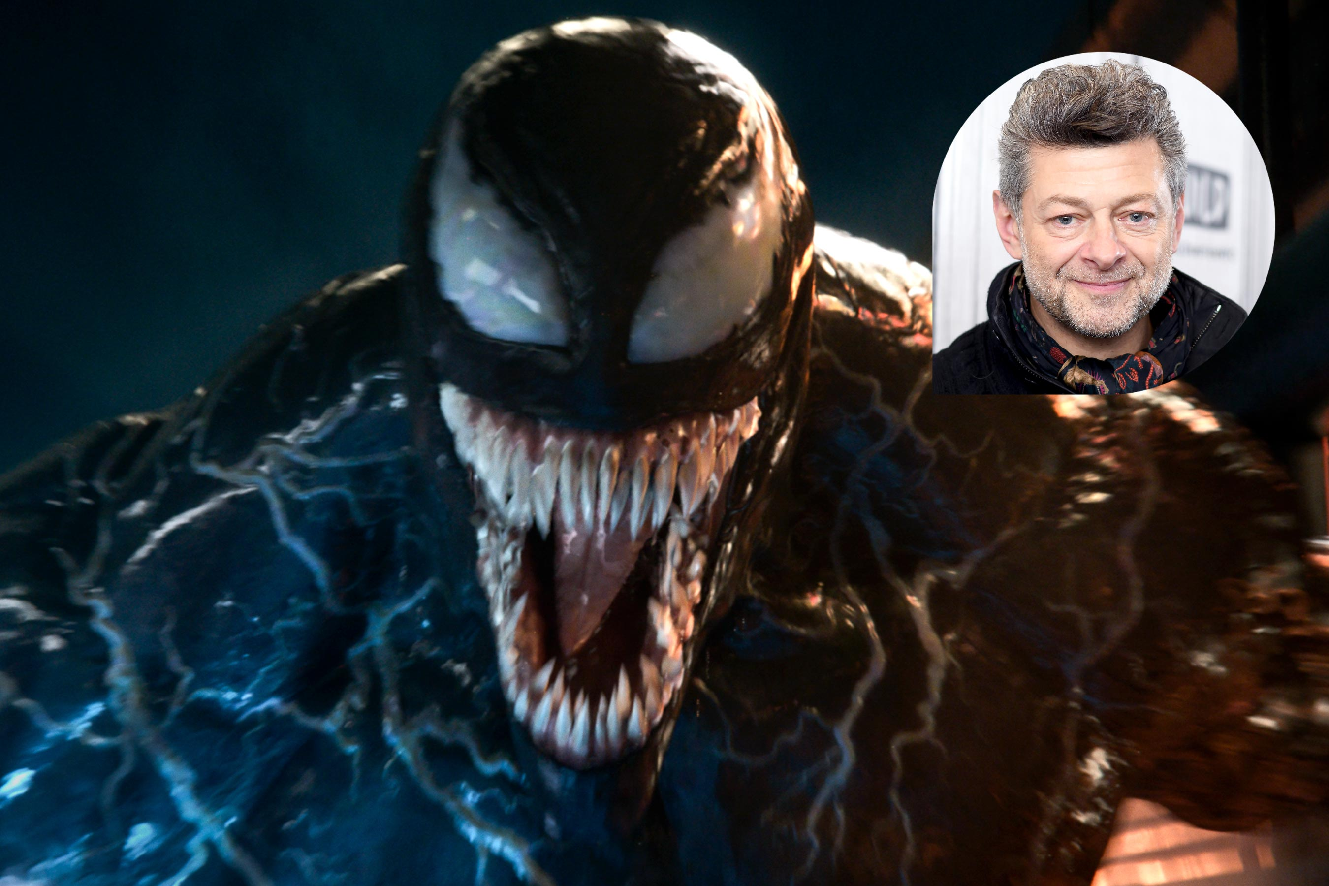 Andy Serkis to direct Tom Hardy in Venomsequel
