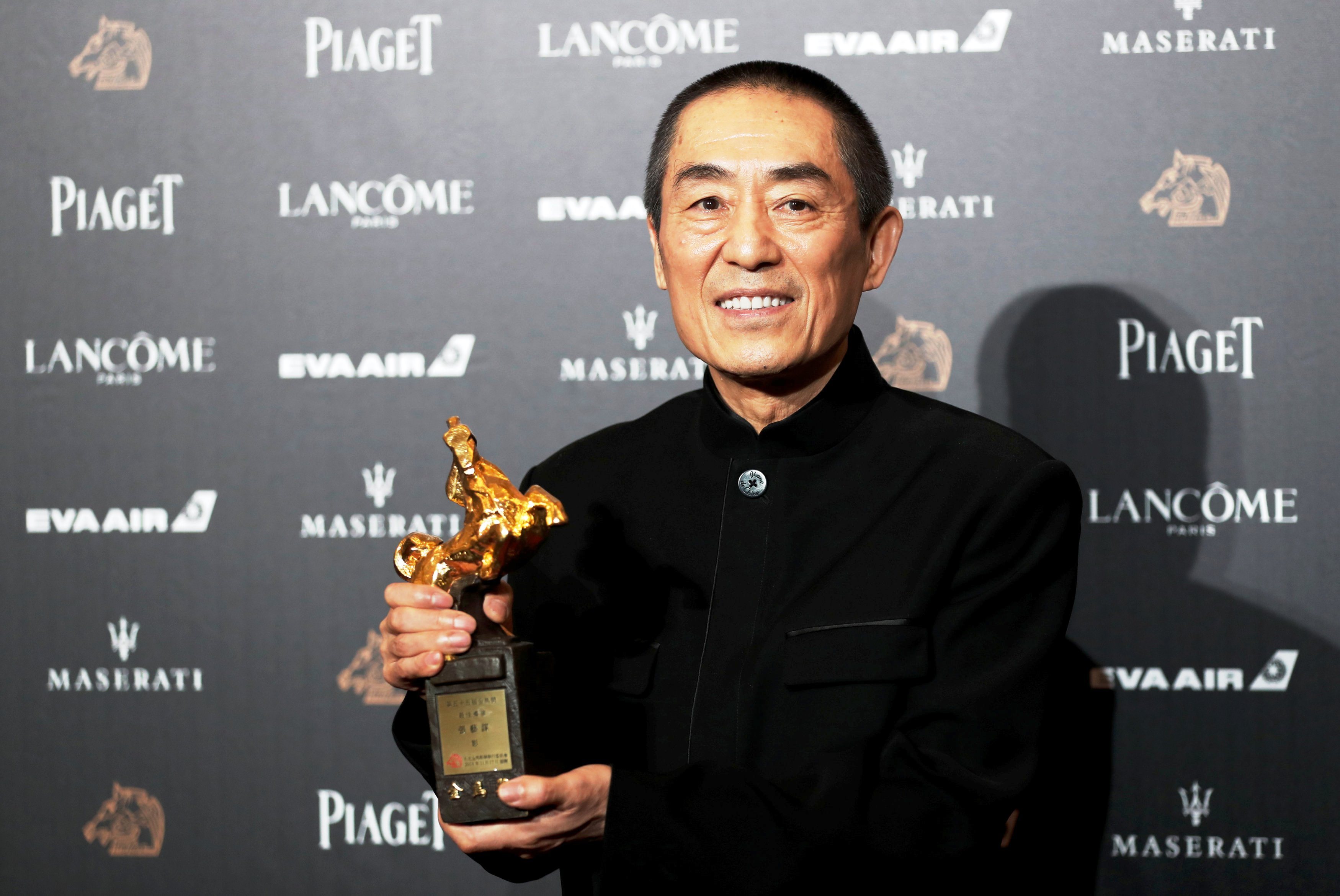 China suspends mainland movies, stars from Taiwan's Golden Horse Awards