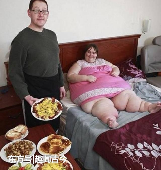 体重700斤的女子嫁给厨师,希望把体重翻倍,成为世界首胖