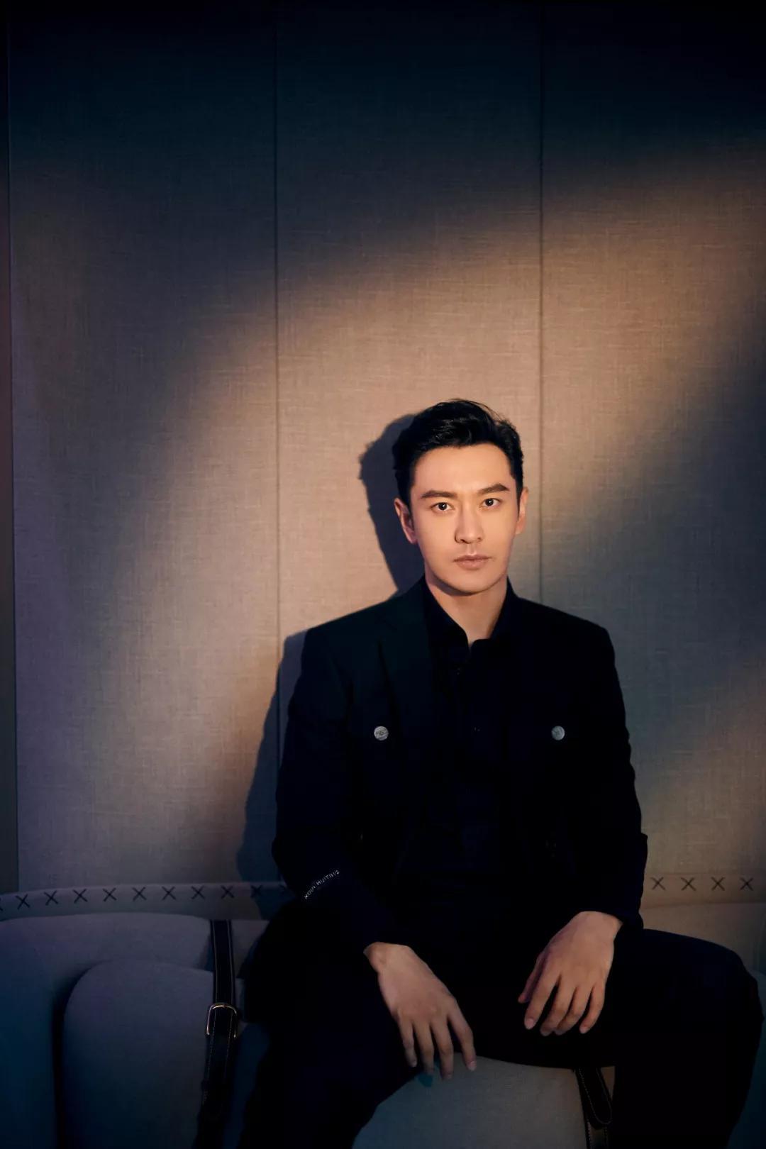 专访黄晓明:《烈火英雄》,久违了