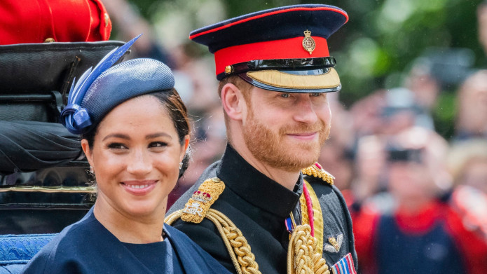 Meghan Markle & Prince Harry's 1st Instagram Tribute to Princess Diana Will Make You Emotional
