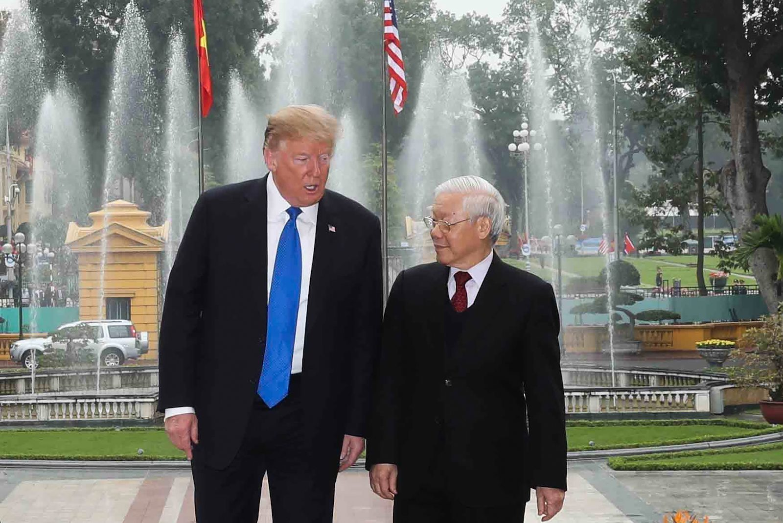 Vietnam a lonely island of resistance to China