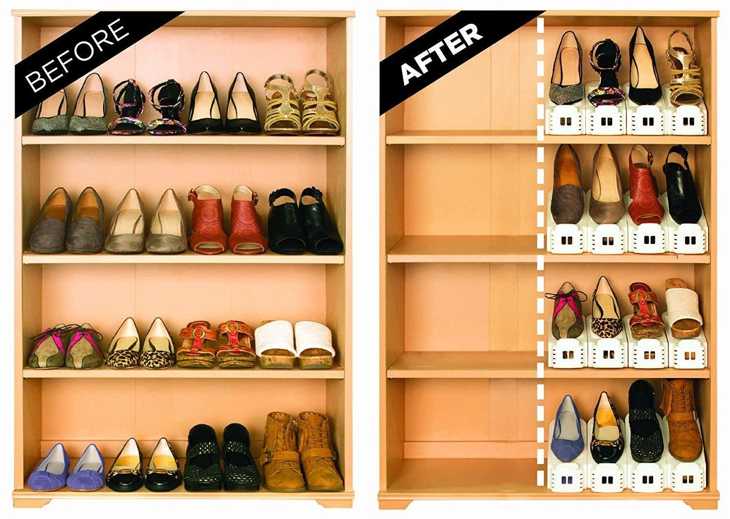 20 Useful Storage Products With Dramatic Before-And-After Photos