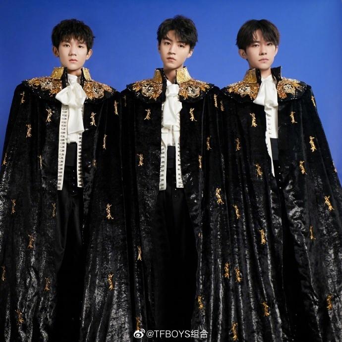 TF最适合当男朋友的人,网友把票投给了易烊千玺,其次是王俊凯