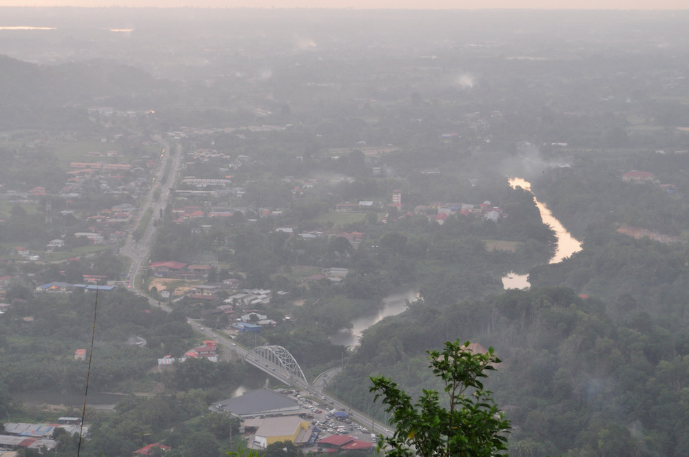 DOE: Evening API readings in Sabah moderate, two areas in Sarawak very unhealthy